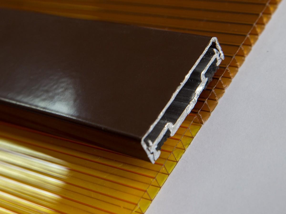 Профиль алюминиевый разъёмный