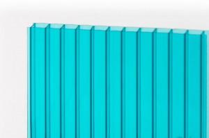 PetAlex Platino 16мм бирюзовый
