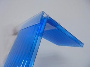 Профиль угловой FCP 90° 8-10мм