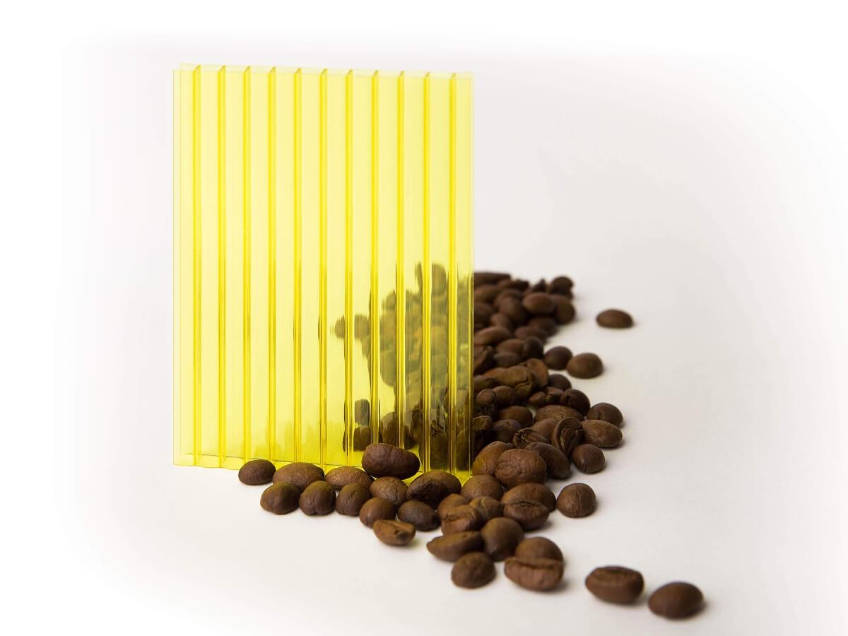 PetAlex Pronto 6 мм жёлтый
