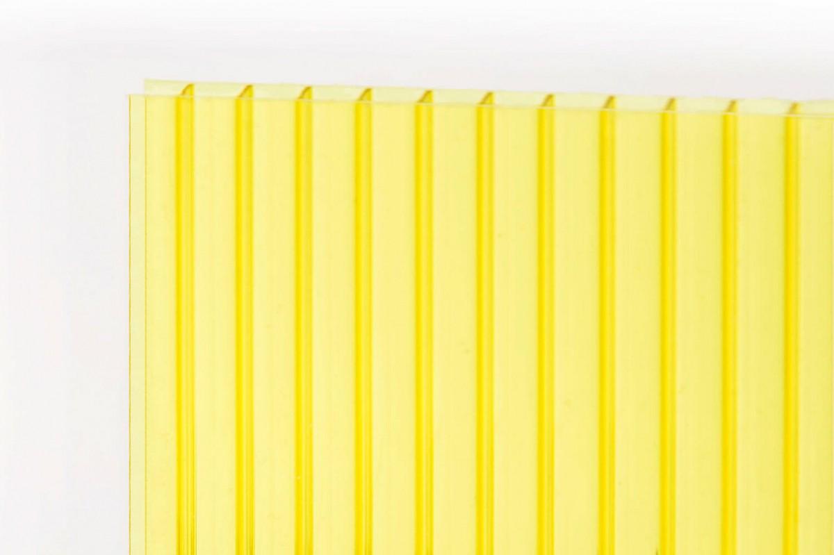 PetAlex Pronto 4 мм жёлтый